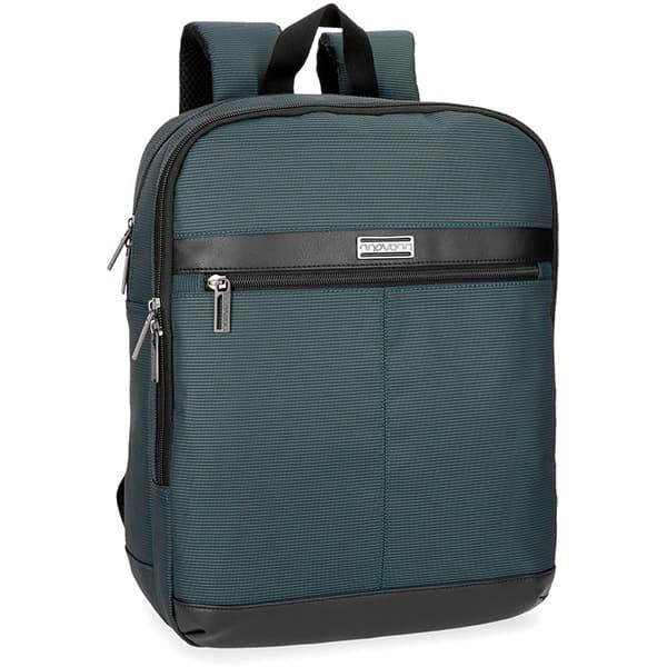 Rucsac MOVOM Business 5642262, Compartiment laptop, albastru