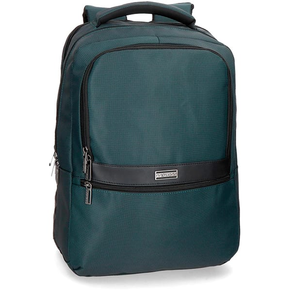 Rucsac MOVOM Business 5642562, Compartiment laptop, albastru