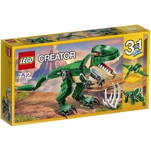 LEGO Creator: Dinozauri puternici 31058, 7-12 ani, 174 piese