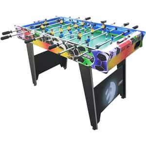 Masa fotbal BEST SPORTING World of Soccer 58011, 122 x 61 x 79 cm, 22 jucatori