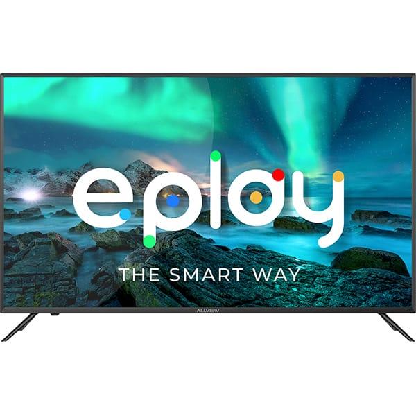 Televizor LED Smart ALLVIEW 58EPLAY6000-U, 4K Ultra HD, 146cm