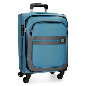Troler ROLL ROAD Sicilia 59191.65, 55 cm, albastru deschis