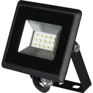 Proiector LED V-TAC 5941, 10W, 850 lumeni, IP65, lumina naturala, negru