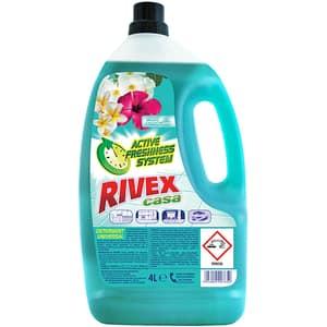 Detergent universal RIVEX Casa Flori Smarald, 4l