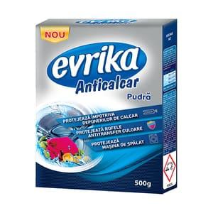 Pudra anticalcar EVRIKA, 500g