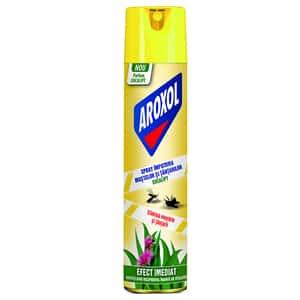 Spray anti-muste si tantari AROXOL Eucalipt, 400ml