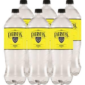 Bautura racoritoare carbogazoasa EVERVESS bax 1.25L x 6 sticle