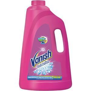 Solutie VANISH Pink pentru indepartarea petelor, 4l