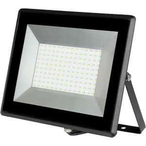 Proiector LED V-TAC 5964, 100W, 8500 lumeni, IP65, lumina calda, negru