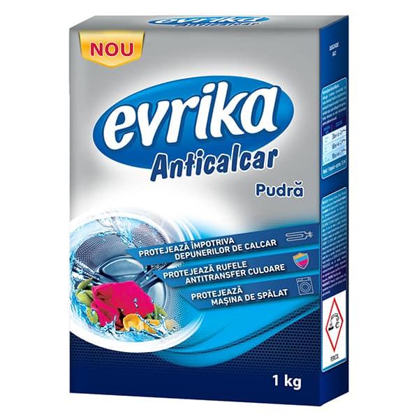 Pudra anticalcar EVRIKA, 1Kg
