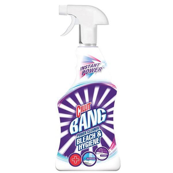 Detergent dezinfectant CILLIT Bang Bleach&Hygiene, 750ml