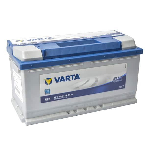 Baterie auto VARTA Blue G3, 12V, 95Ah, 800A