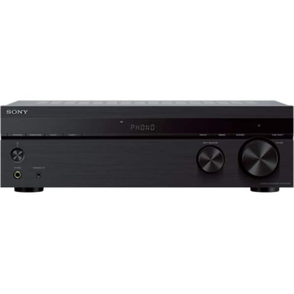 Receiver AV stereo SONY STR-DH190, 2 x 100W, Hi-Res, Bluetooth, negru