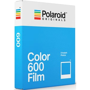 Film Instant color POLAROID Originals pentru Polaroid 600