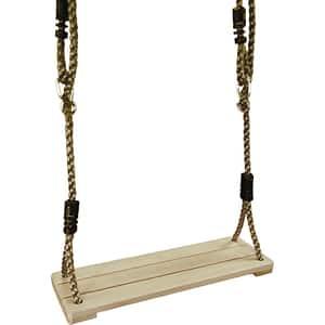 Leagan din lemn BEST SPORTING 60150, Greutate suportata 50 Kg, maro