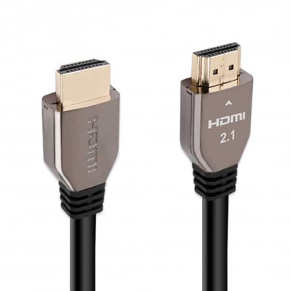 Cablu HDMI PROMATE proLink8K-200 vers 2.1, 8K, 2m, negru