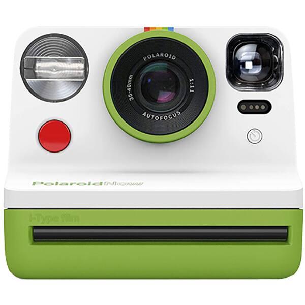 Aparat foto instant POLAROID Now, verde