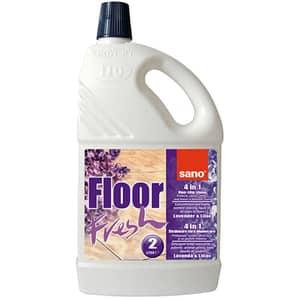 Detergent pentru pardoseli SANO Liliac, 2l