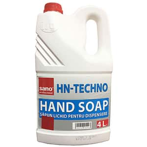 Sapun lichid SANO Professional HN-Techno Pink, 4000 ml