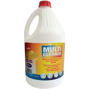 Solutie de curatare cu clor SANO Multiclear, 4 l