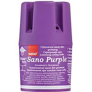 Odorizant toaleta SANO Purple, 150 g