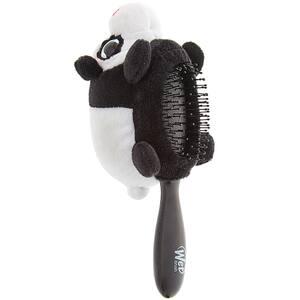 Perie de par WET BRUSH Plush Panda WBBWR830PLUPA, 3 luni+, negru