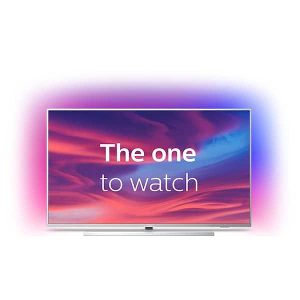 Televizor LED Smart PHILIPS 50PUS7304/12, Ultra HD 4K, HDR, Ambilight, 127 cm