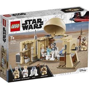LEGO Star Wars: Coliba lui Obi-Wan 75270, 7 ani+, 200 piese
