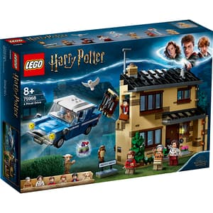 LEGO Harry Potter: 4 Privet Drive 75968, 8 ani+, 797 piese