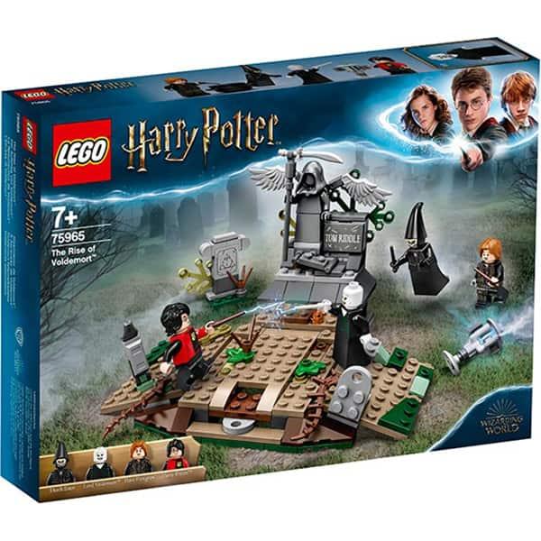 LEGO Harry Potter: Ascensiunea lui Voldemort 75965, 7 ani+, 184 piese