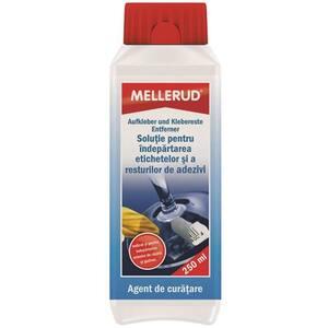 Solutie de curatare a resturilor de adezivi MELLERUD, 250ml