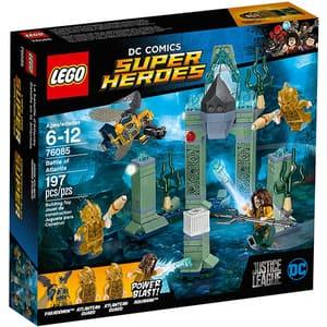 LEGO Super Heroes: Batalia Atlantisului 76085, 6 -12 ani, 197 piese