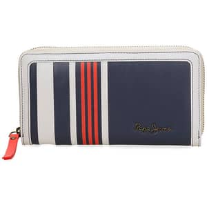 Portofel PEPE JEANS LONDON Lines 76531.61, multicolor