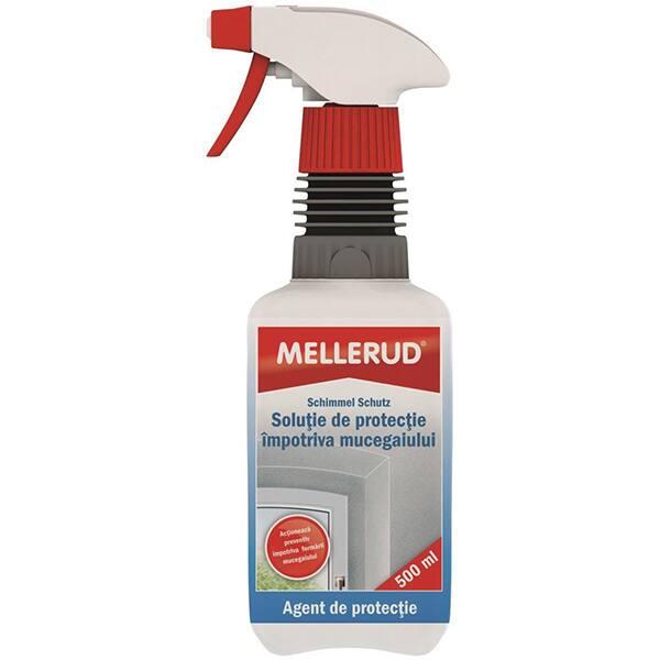 Solutie de protectie impotriva mucegaiului MELLERUD, 500ml
