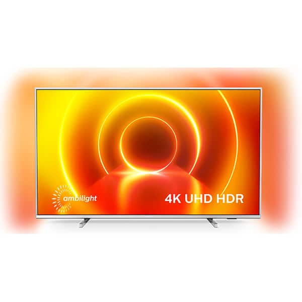 Televizor LED Smart PHILIPS 50PUS7855/12, 4K Ultra HD, HDR10+, 126 cm