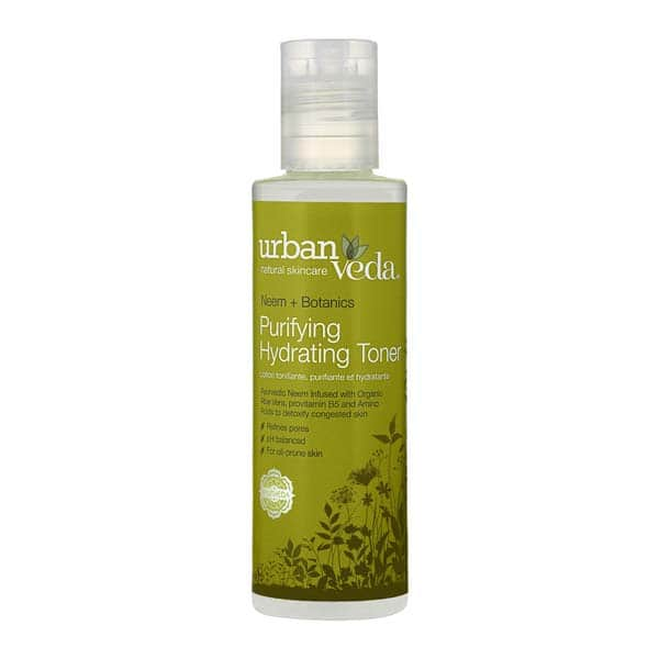 Lotiune tonica URBAN VEDA Purifying, 150ml
