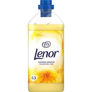 Balsam de rufe LENOR Summer Breeze, 1.9l, 63 spalari