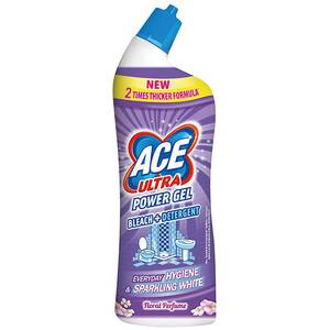 Inalbitor si degresant ACE Ultra Power gel Floral, 750ml