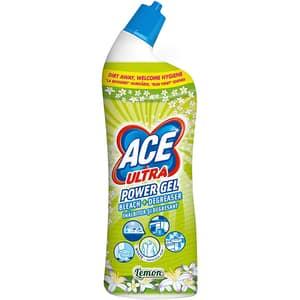 Inalbitor si degresant ACE Ultra Power gel Lemon, 750ml