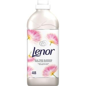 Balsam de rufe LENOR Silk Tree Blossom, 1.44l, 48 spalari