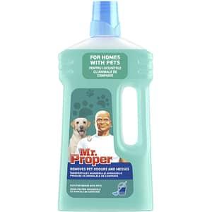 Detergent univarsal MR. PROPER pentru iubitorii de animale, 1L