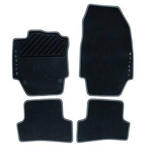 Set covorase auto premium RENAULT Captur negru-albastru 8201394368