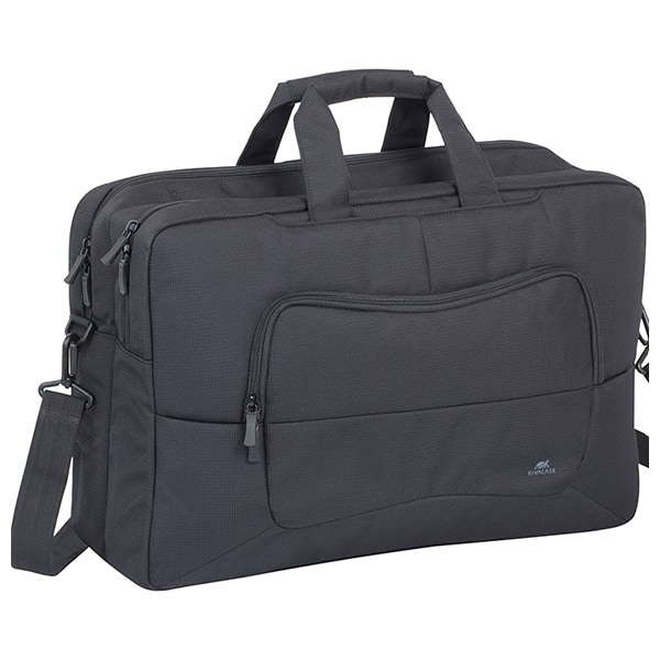 "Geanta laptop RIVACASE 8455, 17.3"", negru"