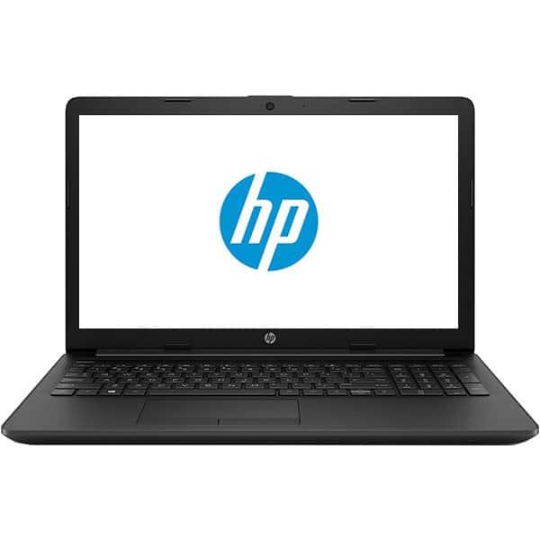 """Laptop HP 15-da1008nq, Intel Core i5-8265U pana la 3.9 GHz, 15.6"""" Full HD, 8GB, SSD 512GB, Intel UHD Graphics 620, Free Dos, negru"""