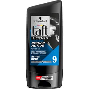 Gel de par TAFT Power Active, 150ml