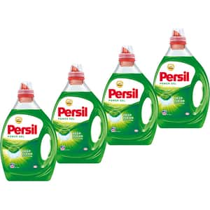 Pachet promo: Detergent lichid PERSIL Gel Universal, 4 x 2 l, 160 spalari