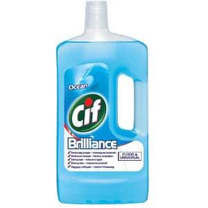 Solutie CIF Podele si Detergent Universal Ocean, 1l