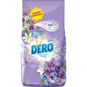 Detergent automat DERO 2 in 1 Levantica, 9kg, 90 spalari