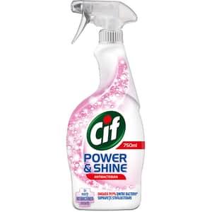 CIF Spray Antibacterian, 750 ml