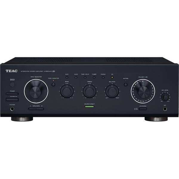 Amplificator stereo TEAC A-R650 MK2, 240W, negru